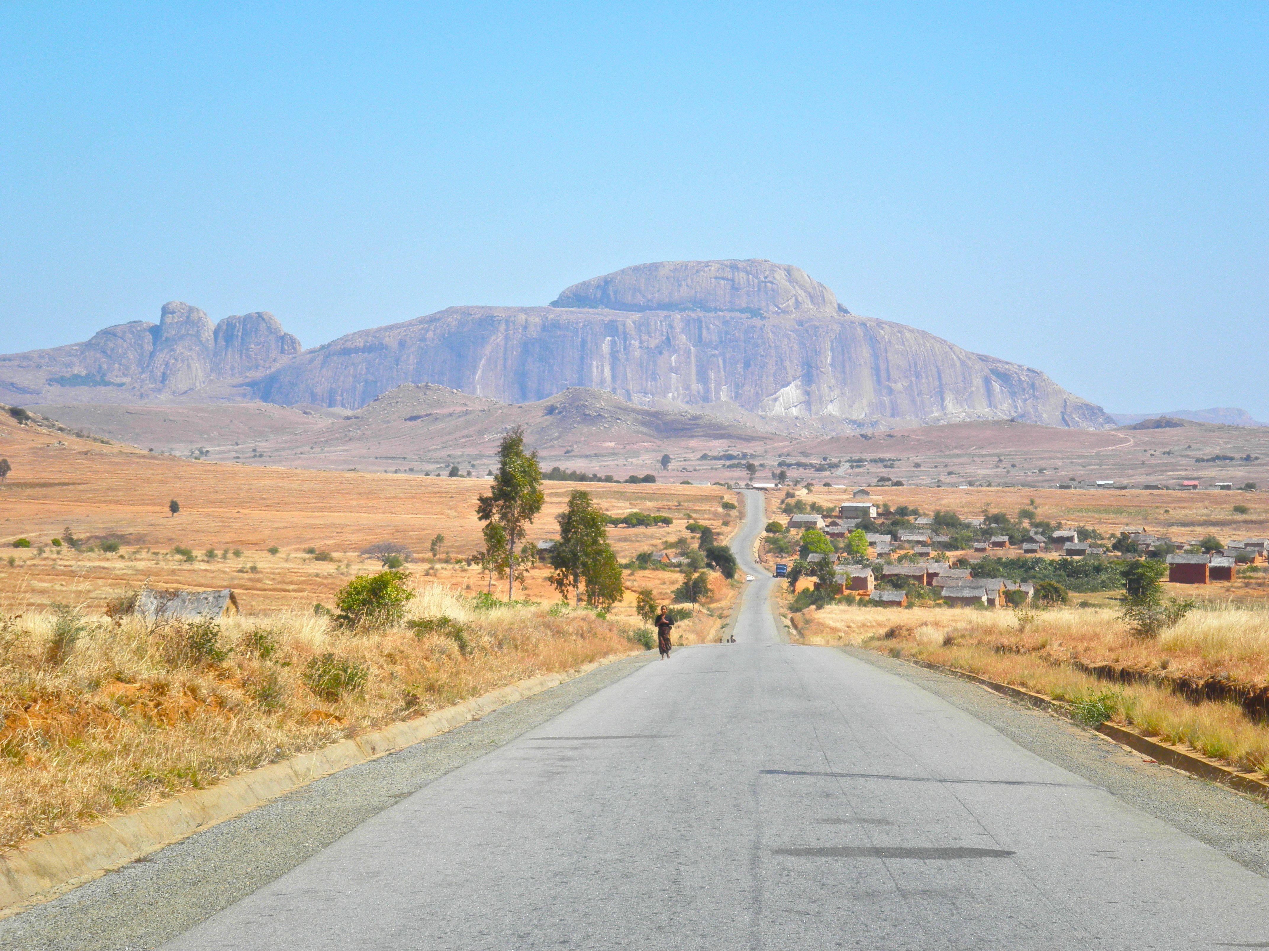 Madagascar: Carretera nacional RN7