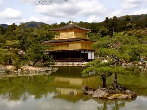 Templo Dorado, Kyoto