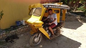 Triciclo filipino
